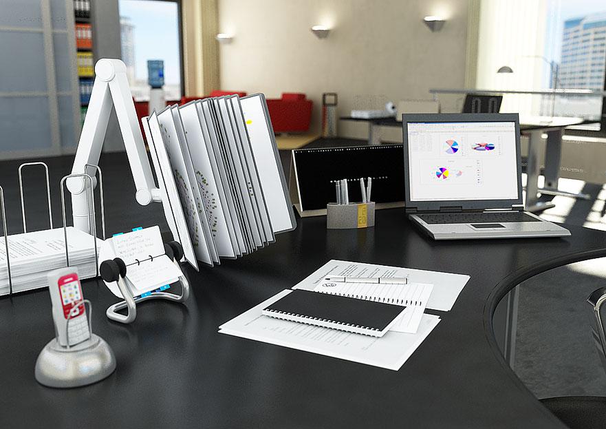 104个 办公室摆件物品C4D模型